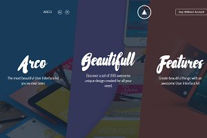Acro - Awesome HTML Design