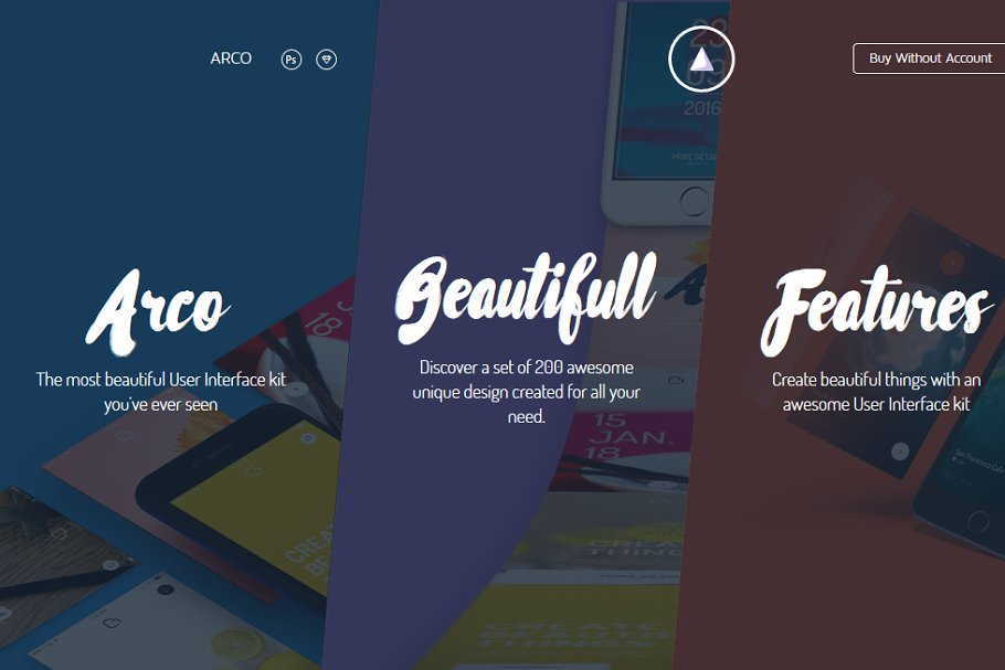 generate html template.html