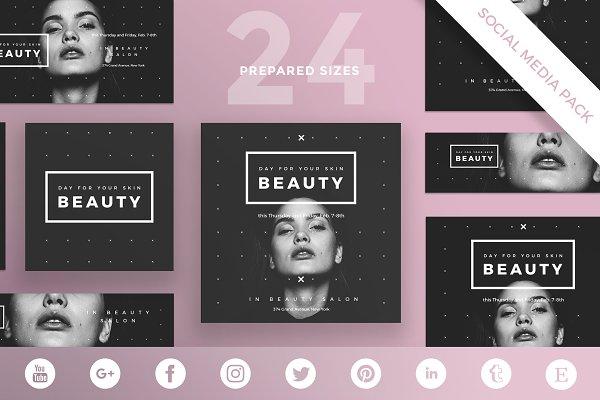 Social Media Pack | Your Skin Beaut…