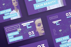 Flyers | Beauty Salon