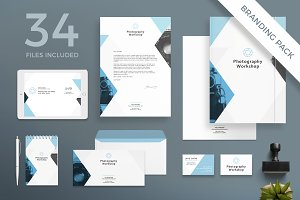 Branding Pack | Photography Workshop