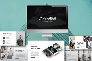 70%OFF-Cangpanah Powerpoint Template