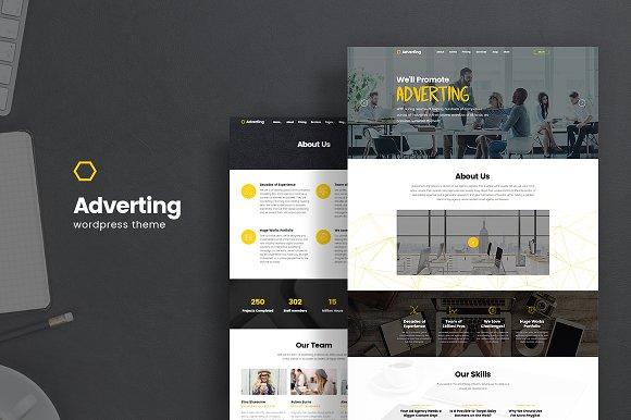 Adverting - Advertising Agency