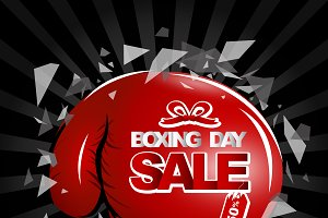 Vector boxing day sale
