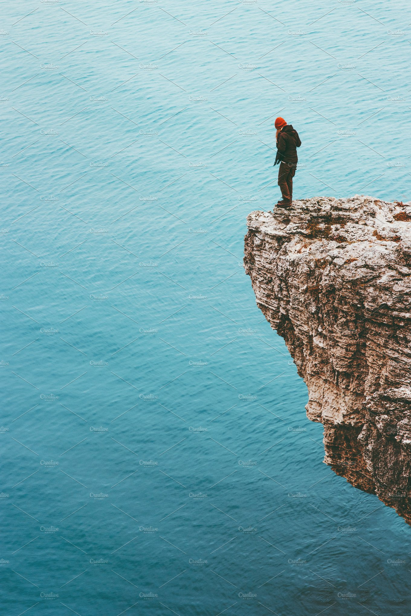 Standing On The Edge Wallpapers High Quality   Download Free