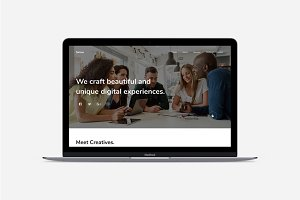 Sirène - Creative HTML Template