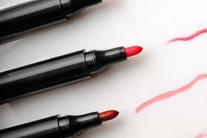Four contour lipstick