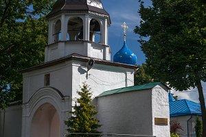 Theodore Stratelates's chapel