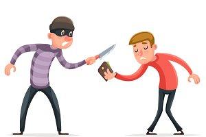 Burglar Robber Thief