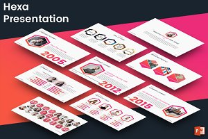 Hexa - Powerpoint Template