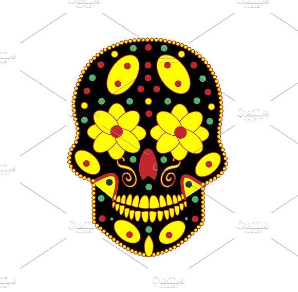 Skull Vector Halloween