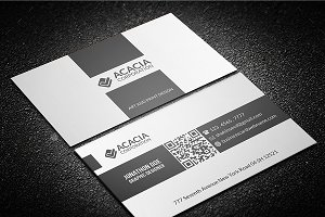 Multitype Business Card
