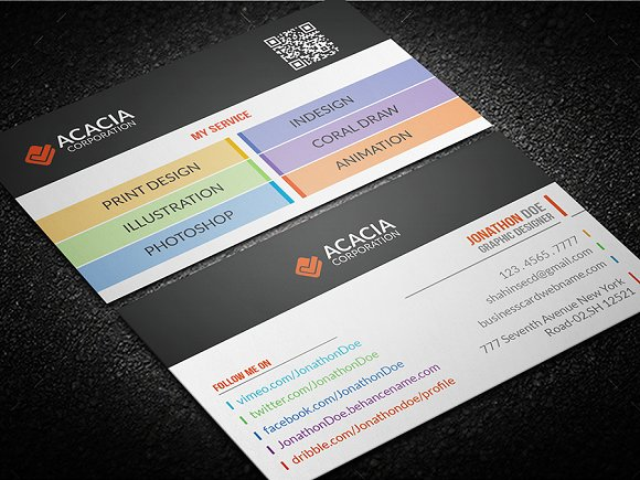All Business Card