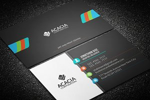 Alto Business Card