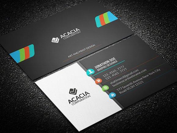 Alto Business Card-Graphicriver中文最全的素材分享平台