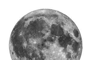 Full Moon PSD