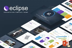 Eclipse - Powerpoint Template