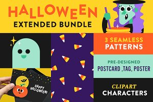 Halloween Bundle - Extended