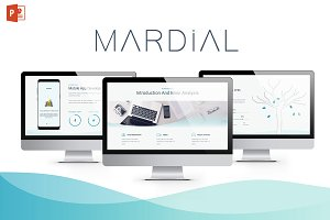 Mardial - Powerpoint Template