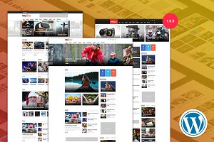TodayExpress – Magazine WP Theme
