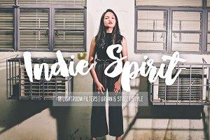 Indie Spirit - Lightroom Presets