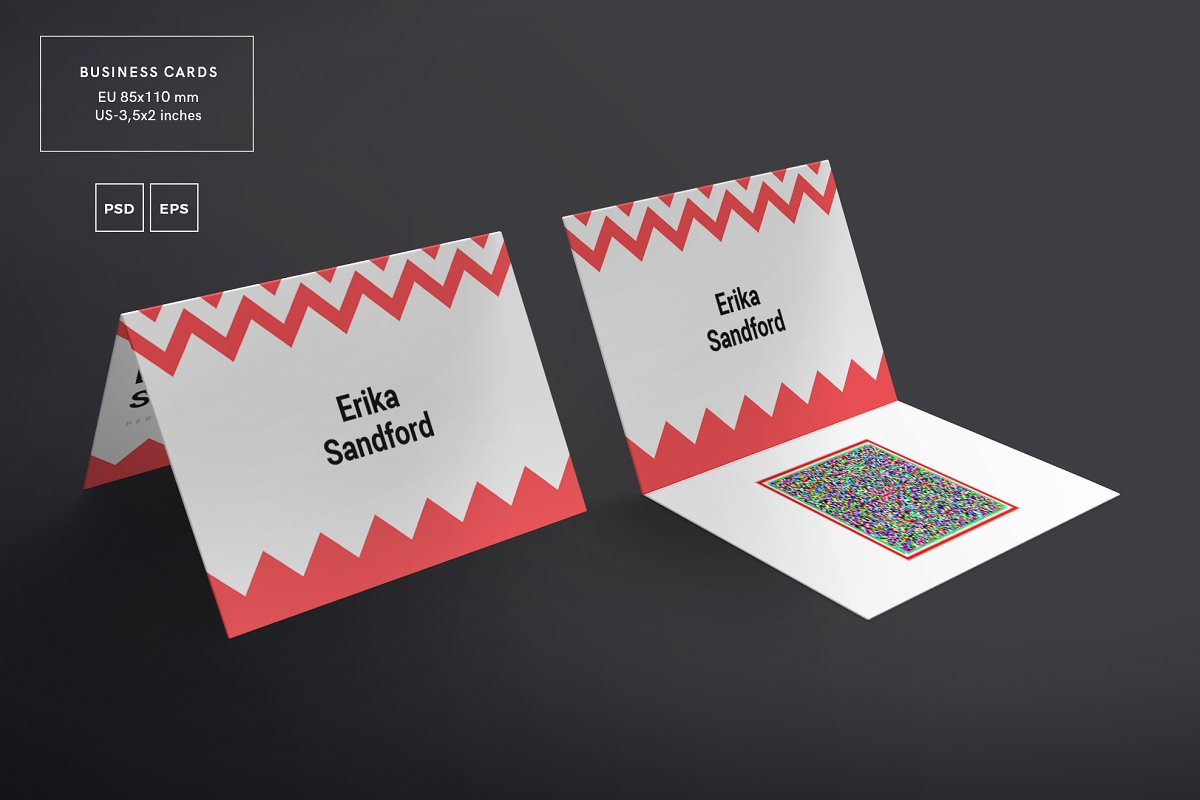 Business Cards | Fashion & Style in Business Card Templates - product preview 1