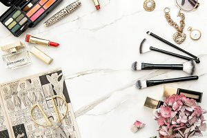 Fashion accessories cosmetics
