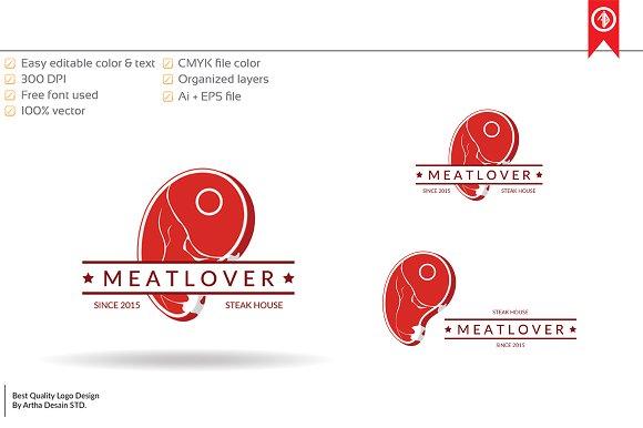 Steak House / Restaurant Logo
