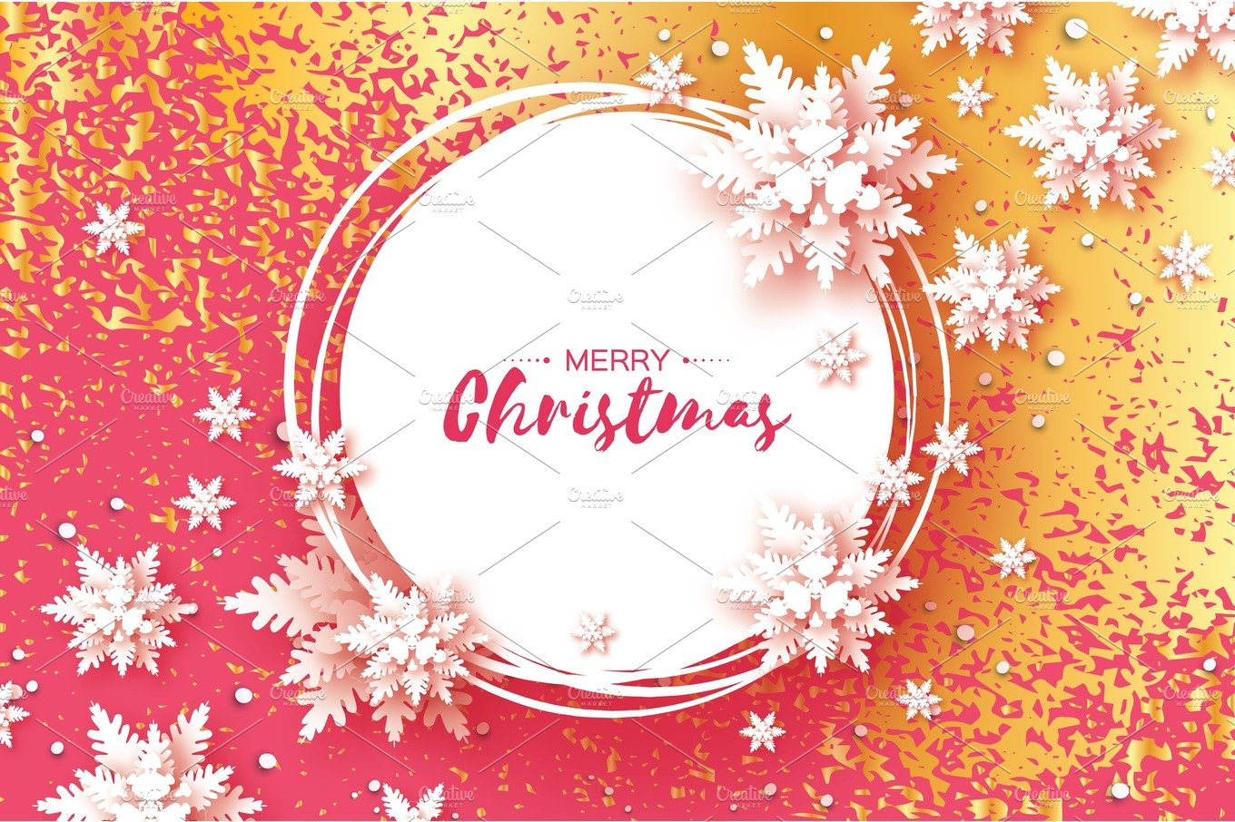 Origami snowfall merry christmas greetings card white paper cut origami christmas greetings card paper cut snow flake happy new year winter snowflakes kristyandbryce Image collections