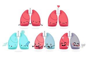Cute lungs