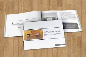 Interior Brochure -12 pages-V83