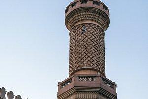Beautiful Mosque In Old Dubai