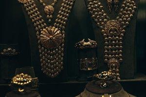 Classy Gold Jewels