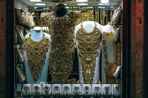 Gold Dresses For Sale