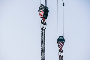 Minimal Steel Cranes