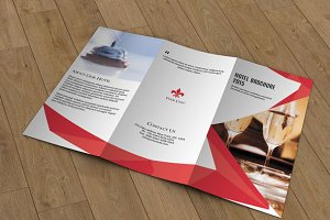 Brochure for Hotel-V85