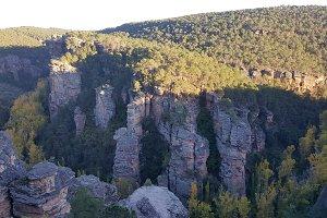 Natural park of the high Tajo