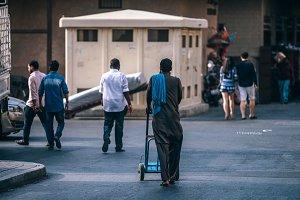 Trolley Worker