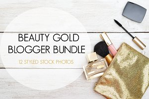 Beauty Gold Blogger Bundle