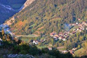 Campo de Caso, Asturias.