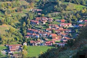 Orle, Asturias.