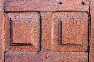 Detail old door