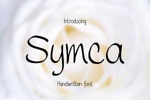 Symca Font