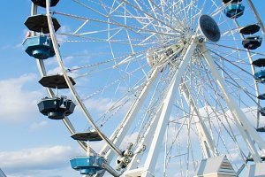 Beautiful Ferris Wheel