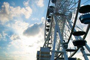 Evening Ferris Wheel
