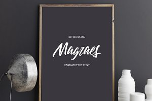 Magraes Casual Font