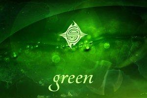 15 Textures - Green
