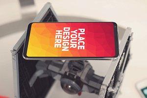 LG V30 Mock-up #11