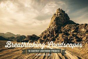 Landscapes Lightroom Presets Vol 1