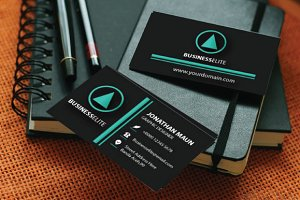 Business Elite ~ Business Card
